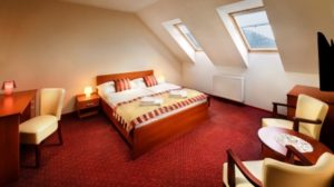Hotel Dependance Liptov interiér izba