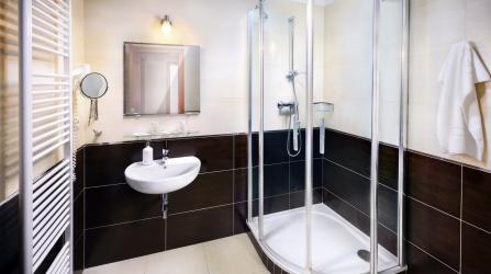 Hotel Dependance Liptov interiér izba kúpelňa