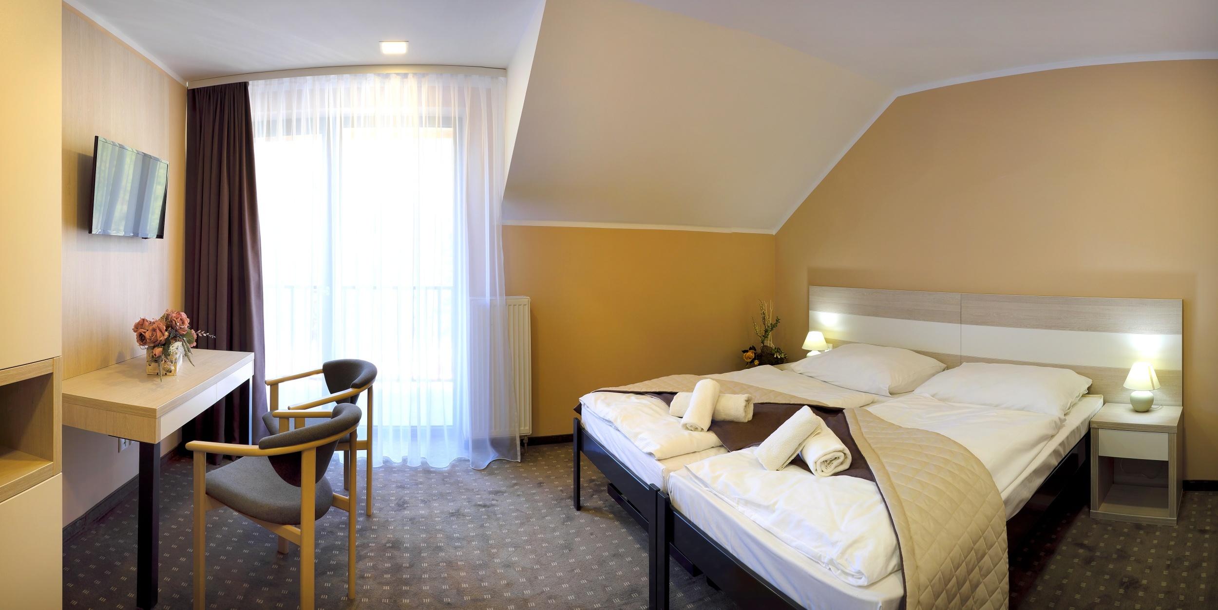 Izba v hoteli Kubo 3