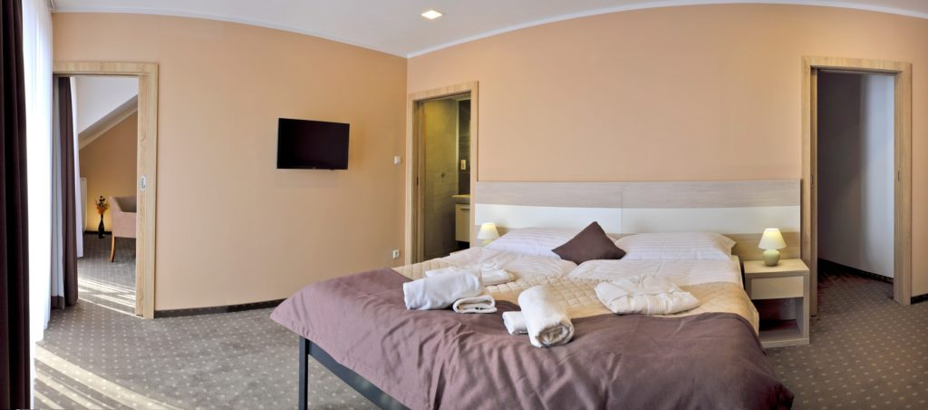 apartmán hotel kubo